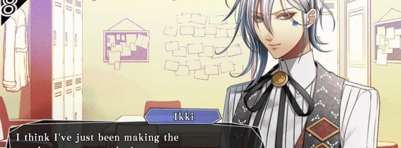 Ikki Introduced in Latest Amnesia: Memories Screenshots