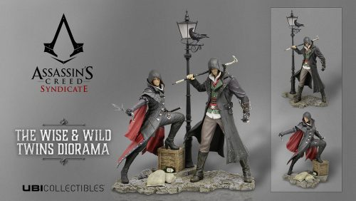 Assassin's Creed Syndicate Collectibles and Books Announced
