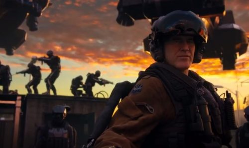 New  trailer for Call of Duty: Advanced Warfare's Exo Zombies Carrier Emerges
