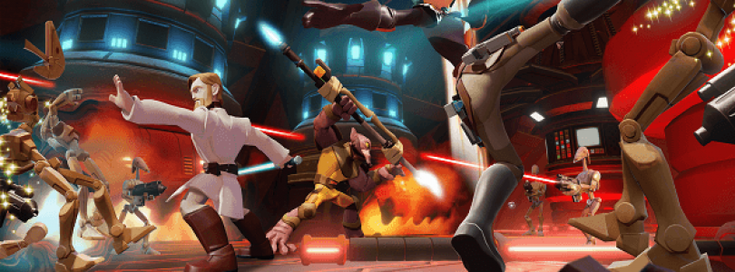 Disney Infinity 3.0: Star Wars Rebels Figures Review