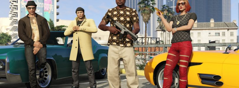 "Grand Theft Auto Online ""Ill-Gotten Gains Update: Part One"" Now Available"