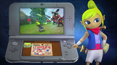 Hyrule Warriors Legends Confirmed for Western Release; Includes all DLC Characters