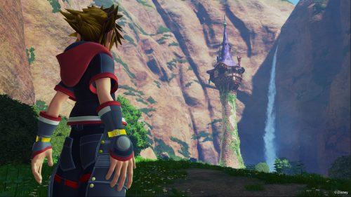 Kingdom Hearts III Gameplay Shown Off; Tangled World Announced