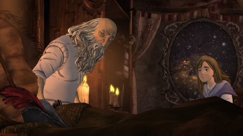 King's Quest: A Knight to Remember to be First Chapter of King's Quest
