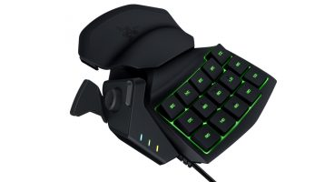Razer Tartarus Rounds out the Razer Chroma Line Up