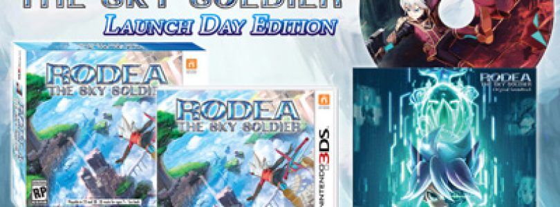 Rodea: The Sky Soldier Release Pushed to Mid-October