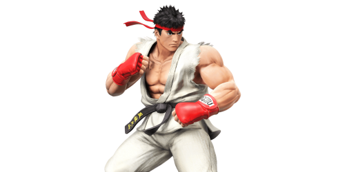 Ryu and Roy Confirmed DLC Characters for Super Smash Bros.