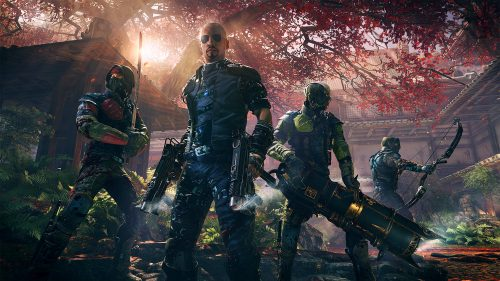 Shadow Warrior 2 Announced, Adding Four Player Co-op