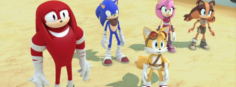 'Sonic Boom: Fire & Ice' Delayed Until 2016