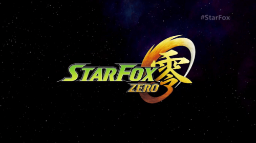 Star Fox Zero Announced for Holiday Release on Wii U