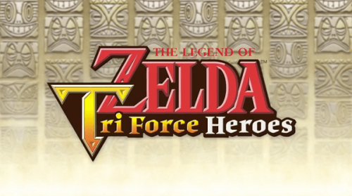 Multiplayer Focused The Legend of Zelda: Triforce Heroes Announced for 3DS