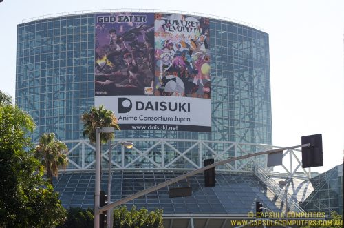Anime Expo 2015 Recap