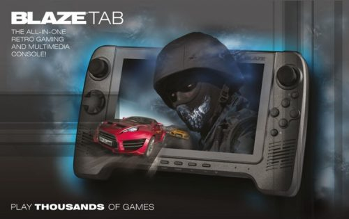 Funstock.co.uk Announces the Blaze Tab Retro Gaming Tablet