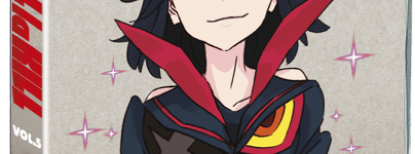 Kill la Kill Volume Five Review