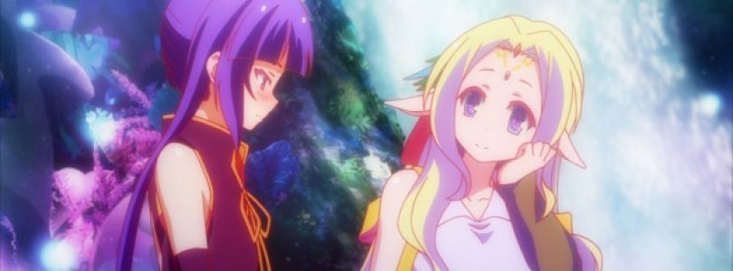 Hanabee Sets Release Date for 'No Game, No Life' Collection