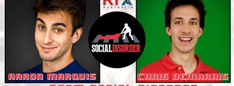 Rooster Teeth's Aaron and Chris Are Coming to RTX Australia