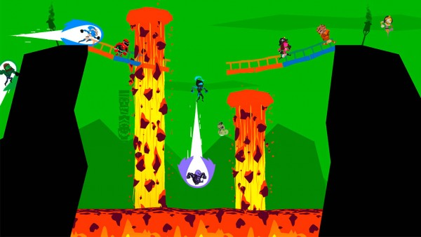 Runbow screenshot