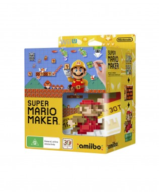 Super Mario Maker Limited Edition_ Pack