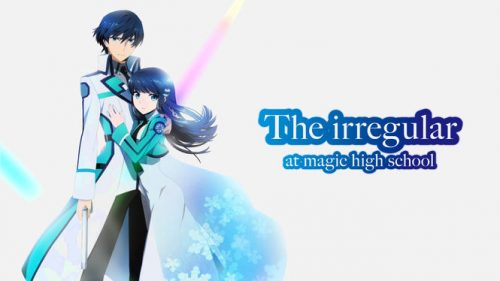 Hanabee Announces the Release of 'The Irregular at Magic High School' Part 1