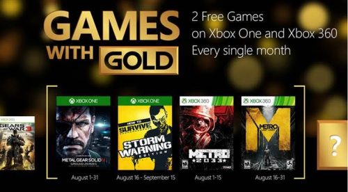 Xbox Newsbeat: July 31, 2015