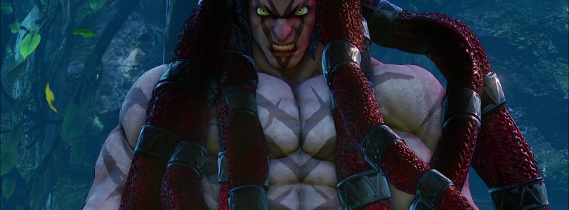 Necalli Added to Street Fighter V Roster