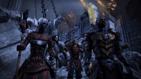 �elder scrolls online� imperial city dlc introduced