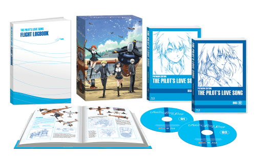 The Pilot's Love Song Premium Edition Release Announced for September 22nd