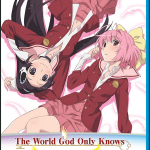 The World God Only Knows: Goddesses Review