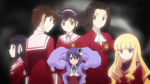 This Tuesday from Sentai Filmworks: 'The World God Only Knows'