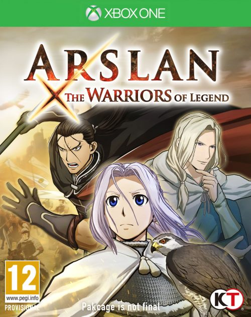 Arslan: The Warriors of Legend Announced for Western Release in Early 2016
