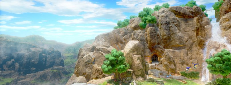First Dragon Quest XI Screenshots Released