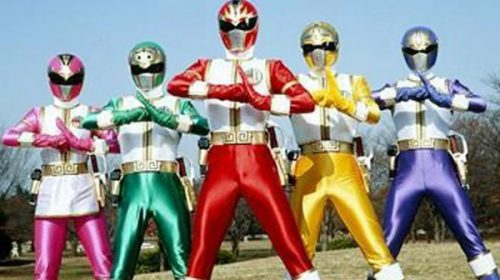 Shout! Factory Sets Release Date for 'Gosei Sentai Dairanger' DVD Collection