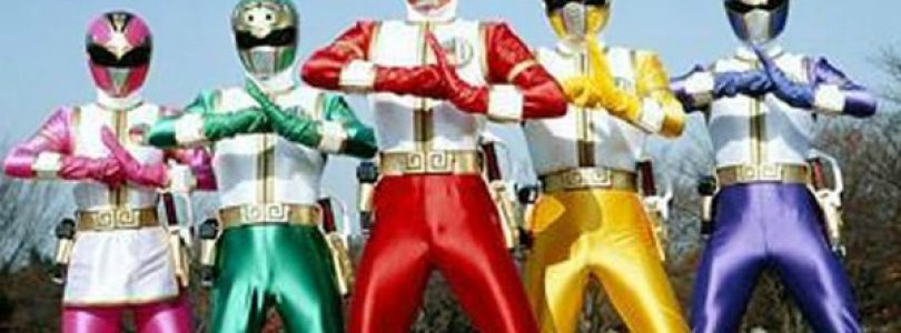 Shout! Factory Sets Release Date for 'Gosei Sentai Dairanger' DVD Collection
