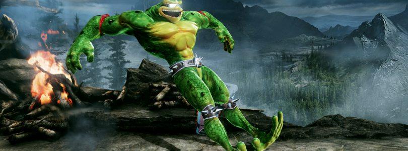 Killer Instinct: Season Three Announced for March 2016; Battletoads' Rash Revealed