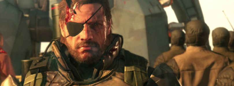 Metal Gear Solid V: The Phantom Pain Gamescom 2015 Trailer Released