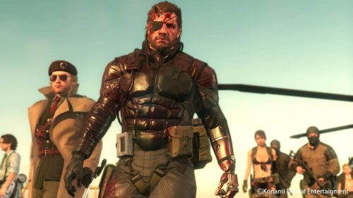 Haunting Metal Gear Solid V: The Phantom Pain Launch Trailer Released