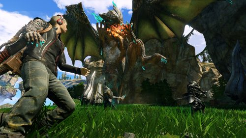 Platinum Games and Hideki Kamiya Comment on Scalebound Cancellation