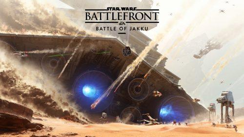 Star Wars Battlefront's Free 'Battle of Jakku' DLC Screenshots Released
