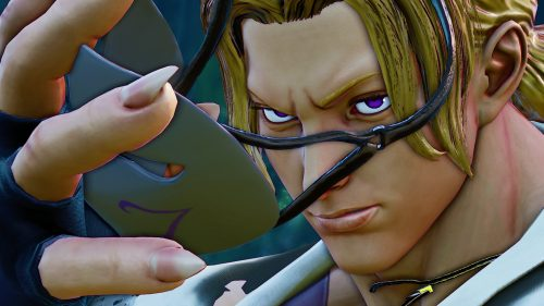 Vega Revealed for Street Fighter V