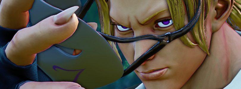Vega Revealed for Street Fighter V
