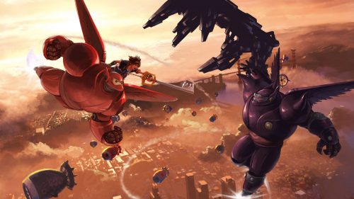 Big Hero 6 Coming to Kingdom Hearts III