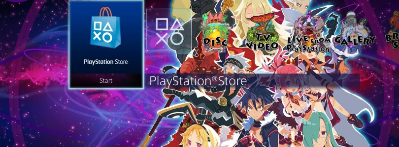 Disgaea 5: Alliance of Vengeance Digital Pre-Orders come with PS4 Theme
