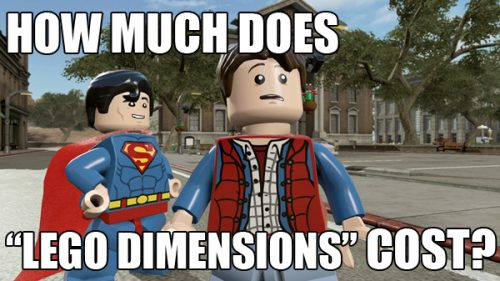 "How Much Does ""Lego Dimensions"" Cost?"