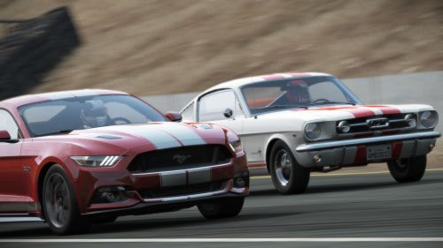 Project CARS Old Vs. New Car Pack Out Now