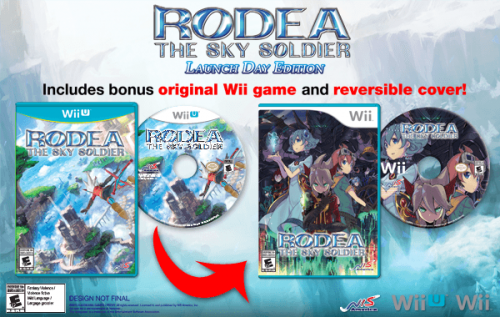 Rodea the Sky Soldier Release Delayed to November