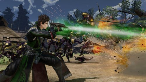 Samurai Warriors 4-II's Survival and Challenge Modes Detailed