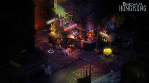 Shadowrun: Hong Kong Launches on Steam