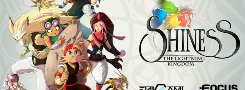 New Trailer for French Kickstarted RPG Shiness Released at gamescom 2015