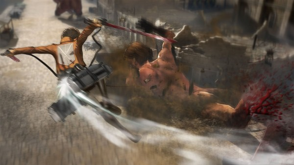 Attack on Titan Off-Screen Combat Footage Shown Off – Capsule Computers