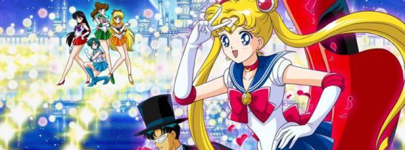 Madman Entertainment Sets New December Release Date for 'Sailor Moon' Season 1 Part 1